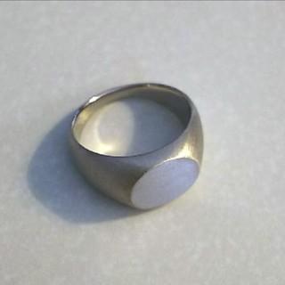 エテ(ete)のjouete ジェンダレスシルバーリング(リング(指輪))