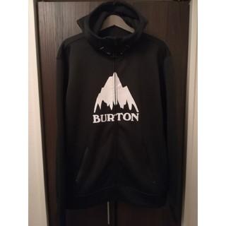 BURTON - BURTON 撥水パーカー バートン スノーボードウェア プルオーバー