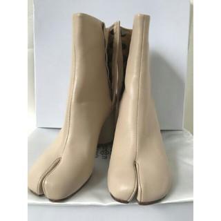 マルタンマルジェラ(Maison Martin Margiela)の新品 マルジェラ 足袋ブーツ(ブーツ)