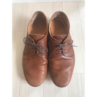 BEAMS - ARCOLLETTA PADRONE×BEAMSバレエシューズ レザー革靴