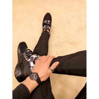 ルイヴィトン(LOUIS VUITTON)のLouisVuittonカジュアルシューズ運動靴サイズ25cm(スニーカー)