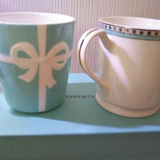 Tiffany & Co. - TIFFANYマグカップセット