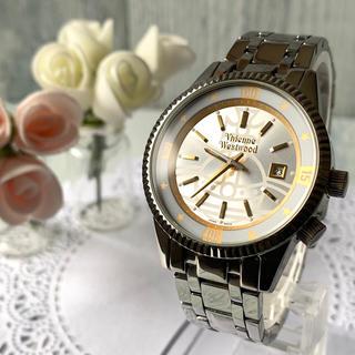 ヴィヴィアンウエストウッド(Vivienne Westwood)の【電池交換済み】vivienne westwood 腕時計 RING シルバー(腕時計)