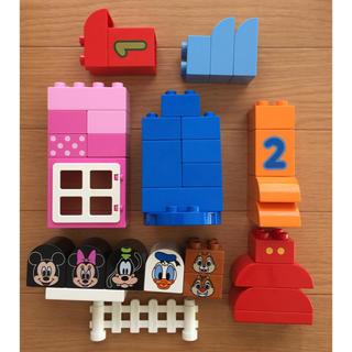 レゴ(Lego)のレゴ ブロック ミッキー ディズニー 赤いバケツ(積み木/ブロック)