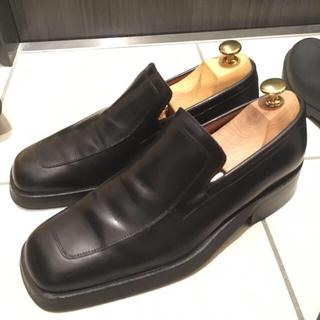 グッチ(Gucci)のGUCCI ローファー 革靴 (ドレス/ビジネス)
