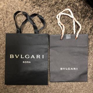 ブルガリ(BVLGARI)のブルガリ 紙袋 ショップ袋(ショップ袋)