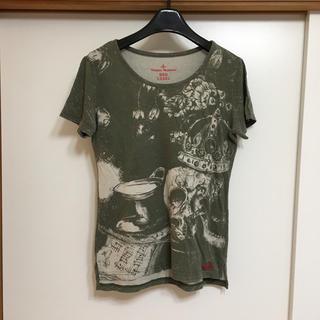 ヴィヴィアンウエストウッド(Vivienne Westwood)のオーブ刺繍いり ヴィヴィアン ウエストウッド 半袖(Tシャツ(半袖/袖なし))