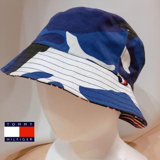 TOMMY HILFIGER - TOMMY HILFIGER ハット 帽子 58cm
