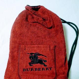 バーバリー(BURBERRY)のBURBERRY バーバリー 未使用 ワイドタオル(タオル/バス用品)