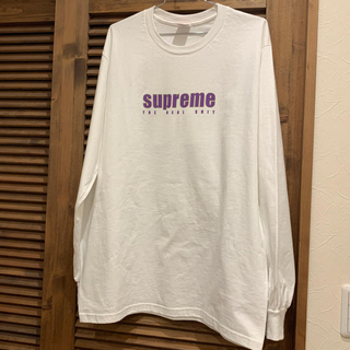 Supreme - Supreme The Real Shit Tee   L