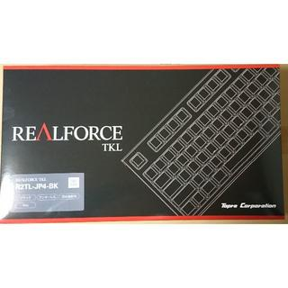 REALFORCE R2TL-JP4-BK 東プレ PC関連同時購入千円引