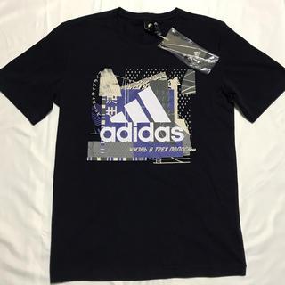 アディダス(adidas)のadidas アディダス tシャツ 新品未使用 即購入ok(Tシャツ/カットソー(半袖/袖なし))