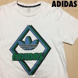 アディダス(adidas)の#2290 adidas アディダス Tシャツ(Tシャツ/カットソー(半袖/袖なし))