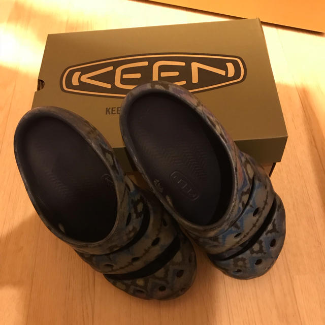 KEEN(キーン)のkeen サンダル 美品 メンズの靴/シューズ(サンダル)の商品写真