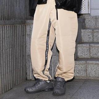 ファセッタズム(FACETASM)のNEON SIGN/TRACK PANTS (ワークパンツ/カーゴパンツ)