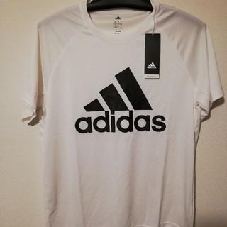 アディダス(adidas)のadidasTシャツ新品(Tシャツ/カットソー(半袖/袖なし))