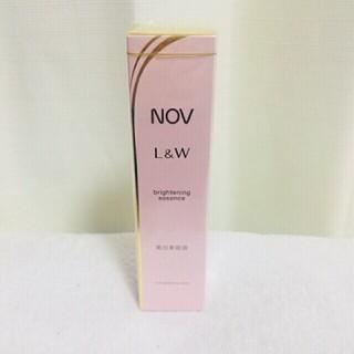 ノブ(NOV)のNOV ノブ L&W ブライトニングエッセンス 美白美容液(美容液)