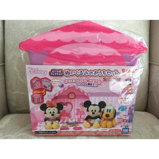 Disney - ビーンズコレクション ぬいぐるみのおうちセット