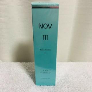 ノブ(NOV)のNOVⅢ ノブ フェイスローションL 化粧水 さっぱりタイプ(化粧水 / ローション)