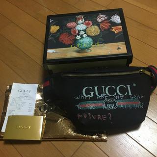 グッチ(Gucci)のGUCCI   ウエストバッグ(ボディバッグ/ウエストポーチ)