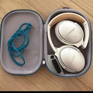 ボーズ(BOSE)の値下げ❗️ Bose QC25 Quiet Comfort ノイズキャンセリング(ヘッドフォン/イヤフォン)