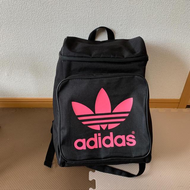 adidas(アディダス)の専用 レディースのバッグ(リュック/バックパック)の商品写真