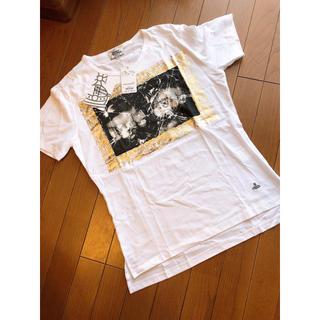 ヴィヴィアンウエストウッド(Vivienne Westwood)の新品☆ヴィヴィアンウエストウッド メンズTシャツ(Tシャツ/カットソー(半袖/袖なし))