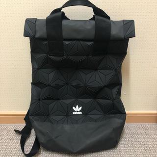 adidas - adidas(アディダス) リュック/バックパック 黒 ブラック