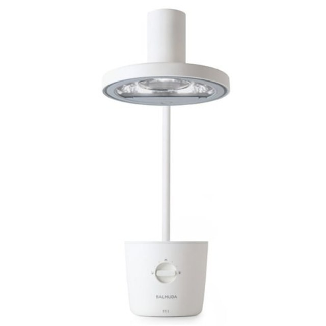 L01A-WH バルミューダ ザ ライト インテリア/住まい/日用品のライト/照明/LED(テーブルスタンド)の商品写真