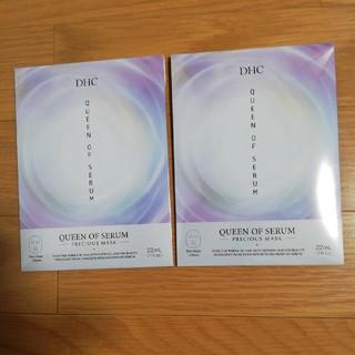 ディーエイチシー(DHC)のDHC ☆ クイーンオブセラム マスク 2枚セット(パック / フェイスマスク)