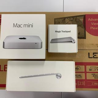 アップル(Apple)のMac mini他(デスクトップ型PC)