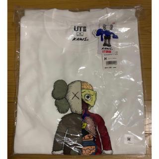UNIQLO - KAWS×UNIQLO コラボTシャツ  新品未開封 M
