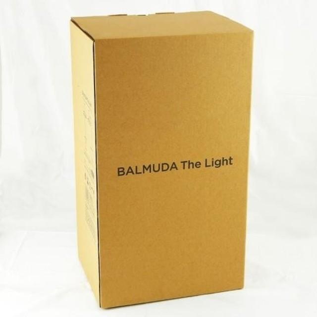 バルミューダ ザ ライト インテリア/住まい/日用品のライト/照明/LED(テーブルスタンド)の商品写真