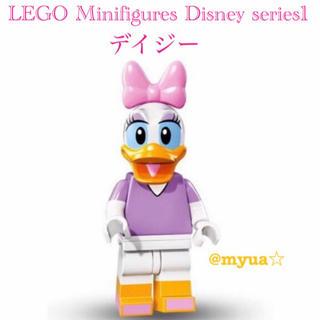 レゴ(Lego)のラスト1点☆LEGO ディズニー ミニフィグ シリーズ1 デイジー 新品 正規品(知育玩具)