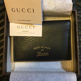 グッチ(Gucci)のGUCCI カードケース/パスケース/ 名刺入れ(名刺入れ/定期入れ)