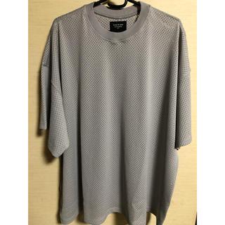 FEAR OF GOD -  fear of god メッシュ Tシャツ oversized Tee