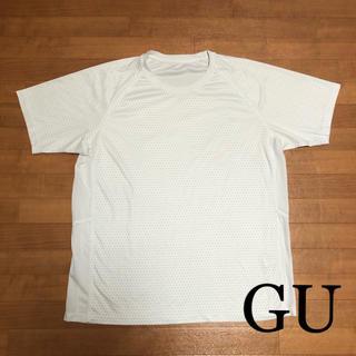 GU - 【美品】GU Tシャツ 半袖 ホワイト