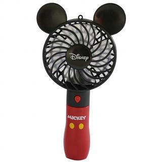 Disney - ハンディ扇風機 ミッキー