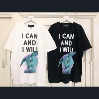 MILKBOY - MILKBOY GANGRABBIT bigTシャツ