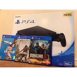 PlayStation4 - 【稼働良好‼️】PS4 スリム ソフト3本 セット‼️