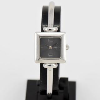 グッチ(Gucci)のシリアル0378991 6/15電池交換済み 正規美品 GUCCI 1900L (腕時計)