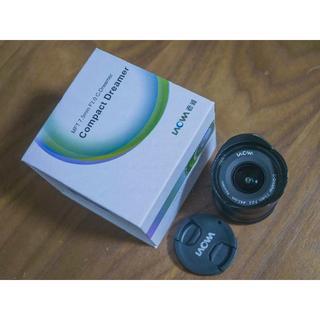 [極美品] LAOWA/ラオワ 7.5mm F2.0 MF 超広角レンズ