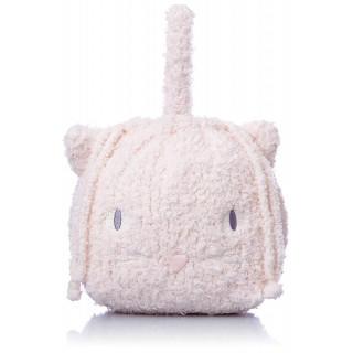 ジェラートピケ(gelato pique)の新品 キャット 猫ちゃん kids バッグ 巾着 ピンク(その他)