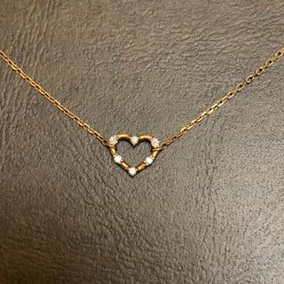 アーカー(AHKAH)のAHKAH ダイヤモンド ブレスレット(ネックレス)