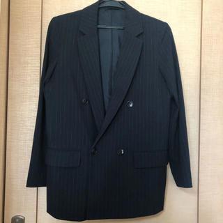 GU - スーツ/ジャケット 縦ライン