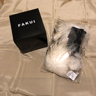 DEUXIEME CLASSE - FAKUIのファーソックス