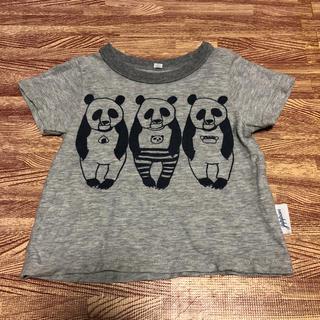 マーキーズ(MARKEY'S)の専用マーキーズ パンダ Tシャツ 80(Tシャツ)
