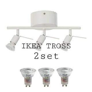 IKEA - IKEA TROSS トロス 電球付き