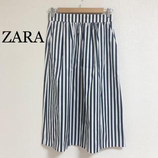 ZARA - ZARA ザラ ストライプ スカート