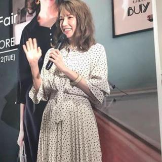 JUSGLITTY - 新品 ジャスグリッティー  ボウタイブラウス 阪急梅田限定